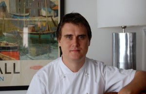 Tom Scade, South West Chef of the Year