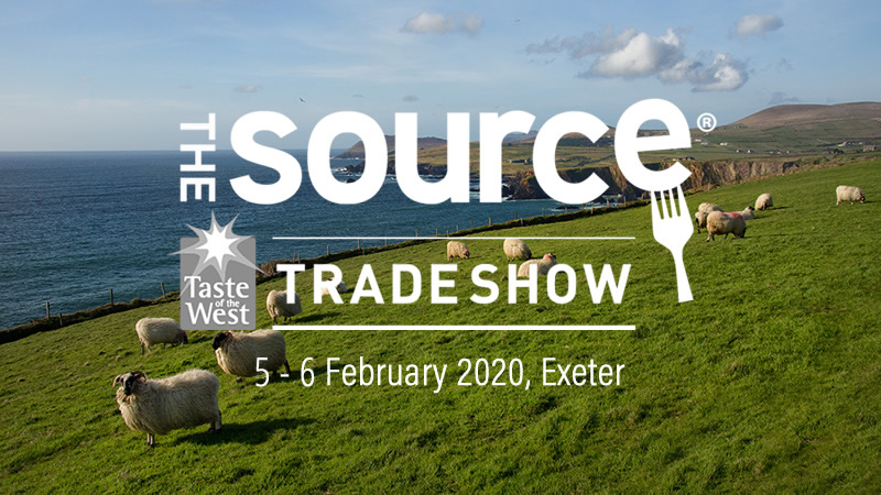 The Source trade show – Inspiration and opportunity on a plate