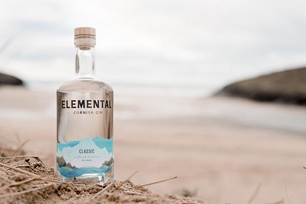 Elemental Cornish Gin